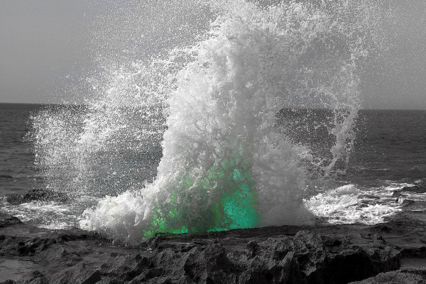 North Shore Splash Claro Cabading