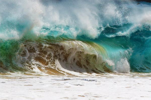 Sandy Surf Claro Cabading