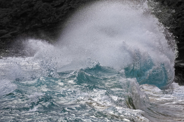 Silver Surf Claro Cabading