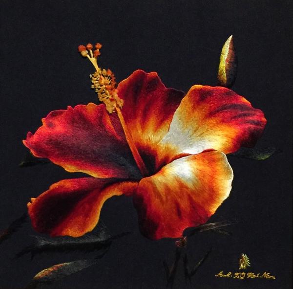 Hibiscus Red XQ Vietnam