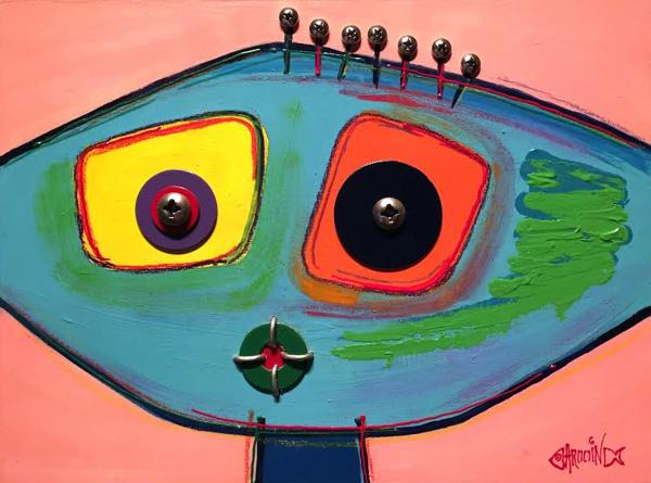 Fish Head Shawn Ardoin