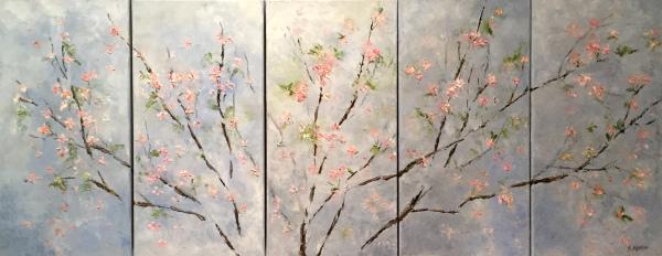 Sakura Susan Miyachi SOLD