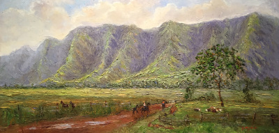 The Mountains of Waimea Susan Miyachi