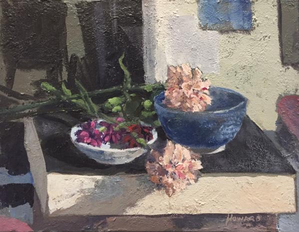 Still Life Carnations Mark Howard