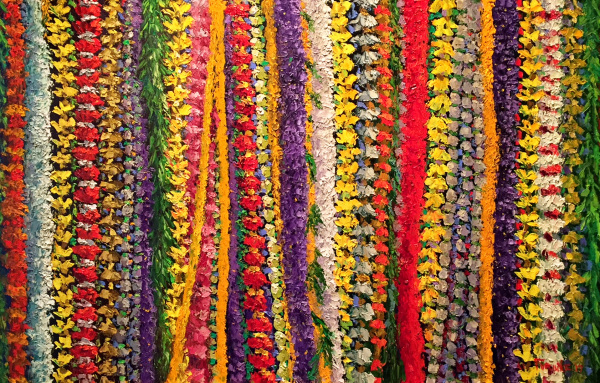 Lei of Love Ed Furuike SOLD