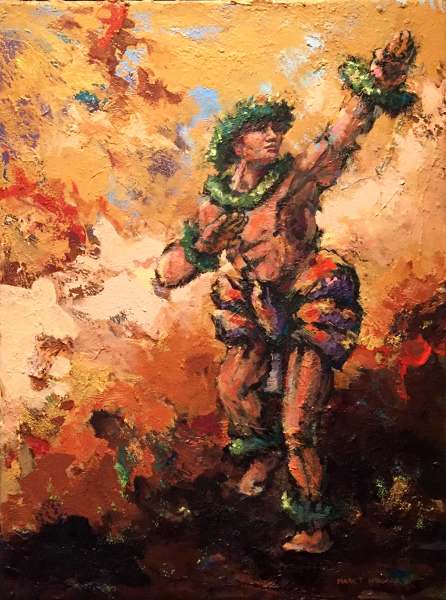 Warrior Focus Mark Howard SOLD