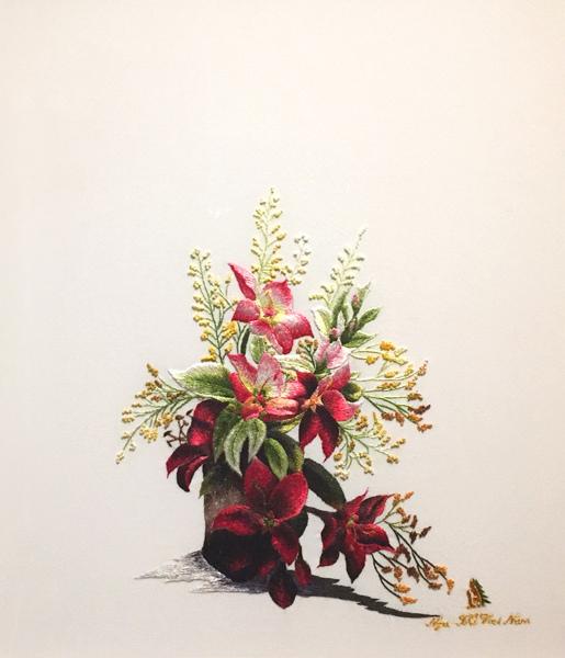 Flower 508 XQ Vietnam SOLD