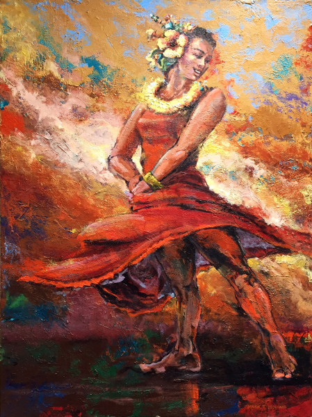 Scarlet Dancer Mark Howard