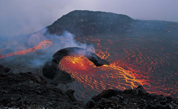 Kilauea G Brad Lewis
