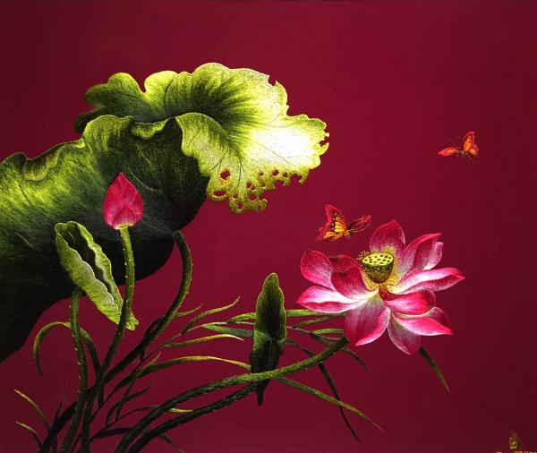 Vietnam Lotus 11 XQ