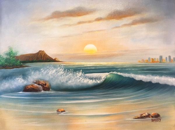 Hawaiian Sunrise Bailey Leung