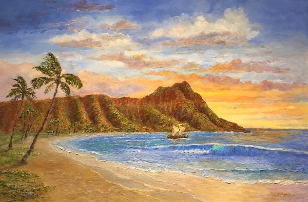 Returning Home to Waikiki Susan Miyachi