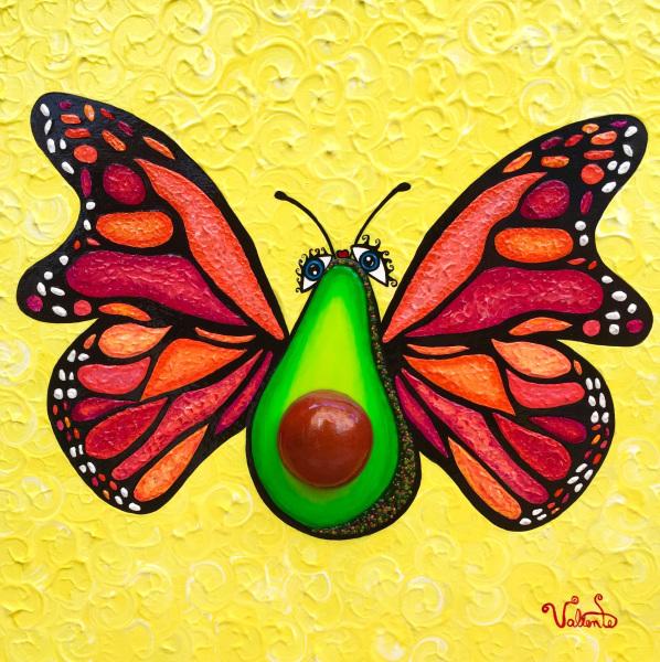 Island Sun Butterflycado Jehan Valiente