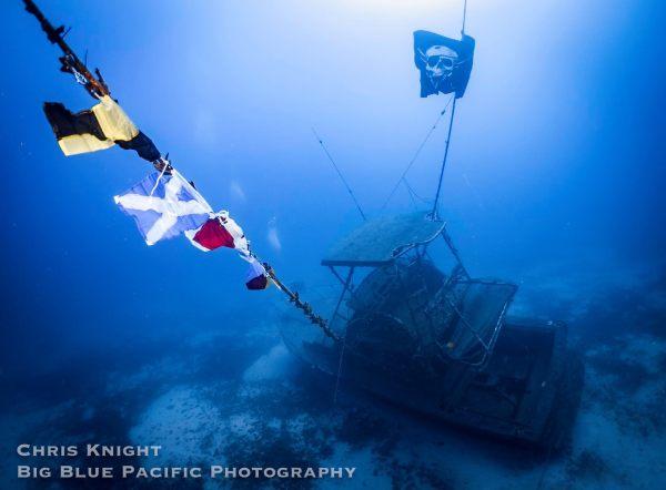 Fishing Boat Wreck Chris Knight
