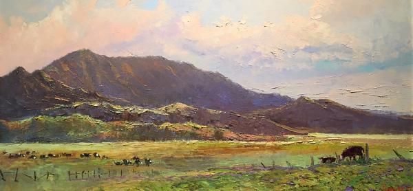 Waialua Skies Ed Furuike