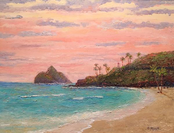Kailua Sunset Susan Miyachi