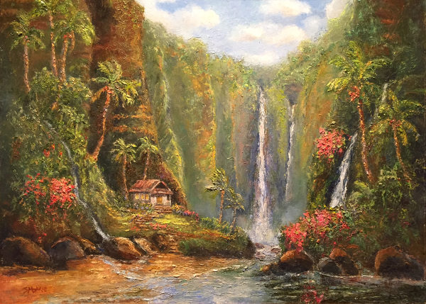 Paradise Susan Miyachi