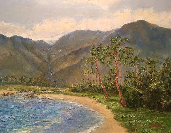 Waimea Valley Susan Miyachi