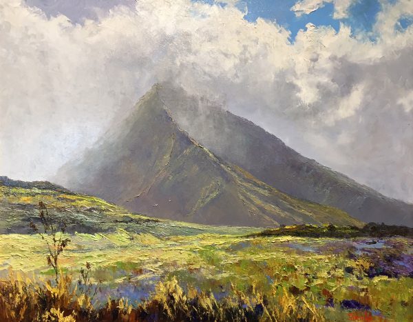 West Maui Mountains Ed Furuike