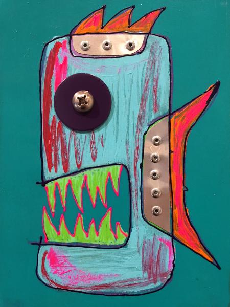 Fish 160 Shawn Ardoin