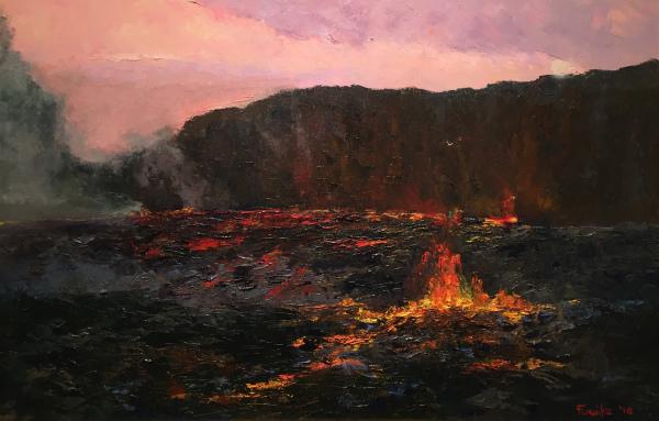 Quietude of Kilauea Ed Furuike