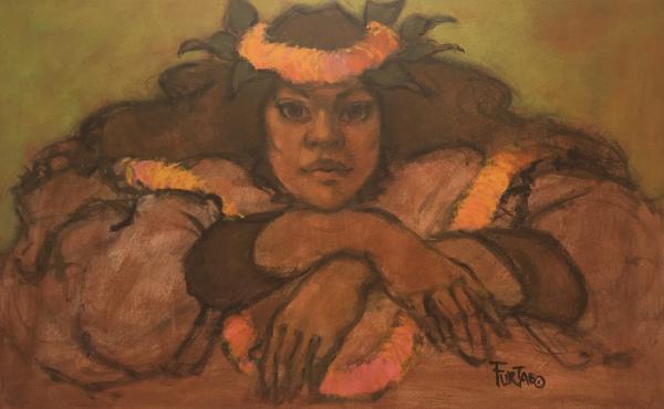 Hawaiian Wahine Al Furtado