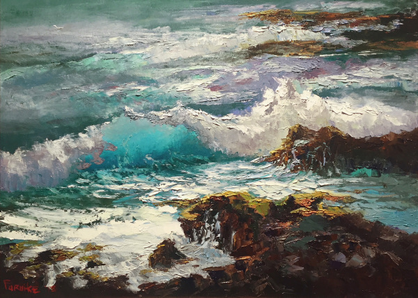 Early Surf Makapuu Ed Furuike