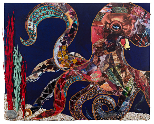 Ora the Octopus Cassy White