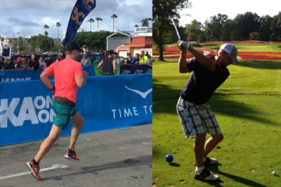 What Runners Can Learn From Golfers