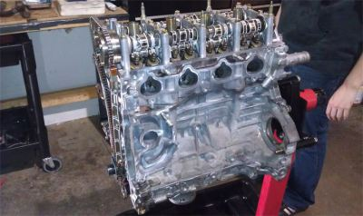 Non Turbo Engine Building