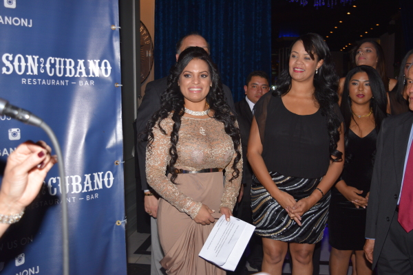 Marie Llanos and Palernia Pichado