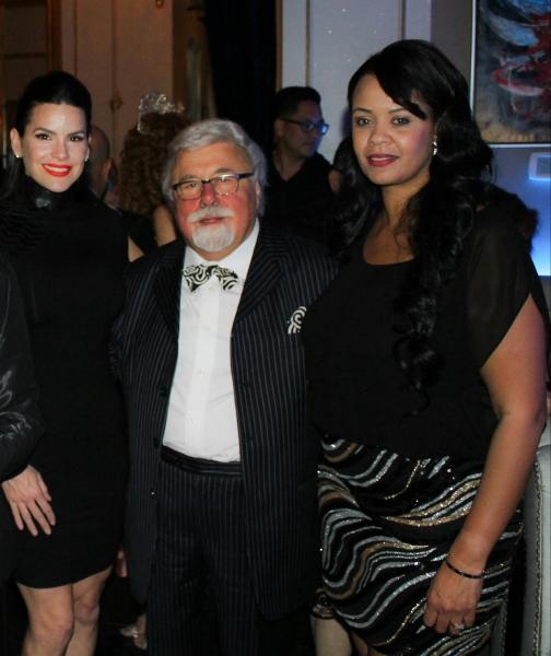 Greidys Gil del Programa Suelta la Sopa por Telemundo ,Antonio Ibarria Presidente y Marie Llanos Directora