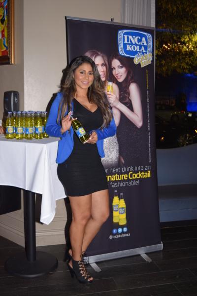 Nuestros Sponsors Inca Kola