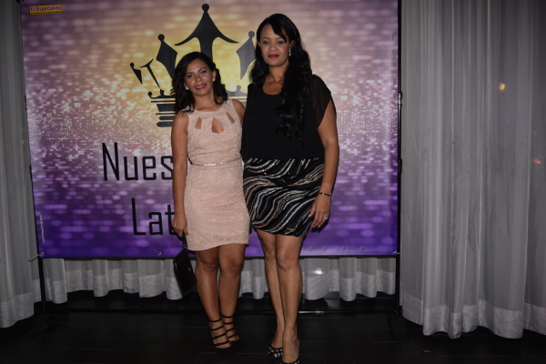 Directora Marie Llanos y su Asistente Personal Paola Catire