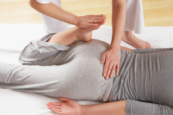 Ease Back Discomfort  - How I found relief!