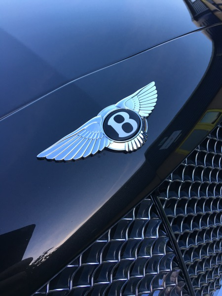Bentley boot