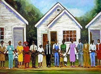The Black Church I Love