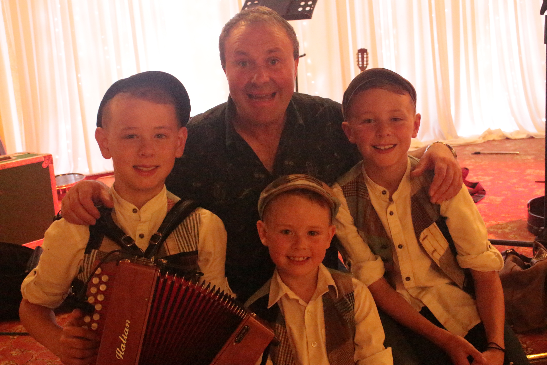 The Boys with Brian O'Sullivan