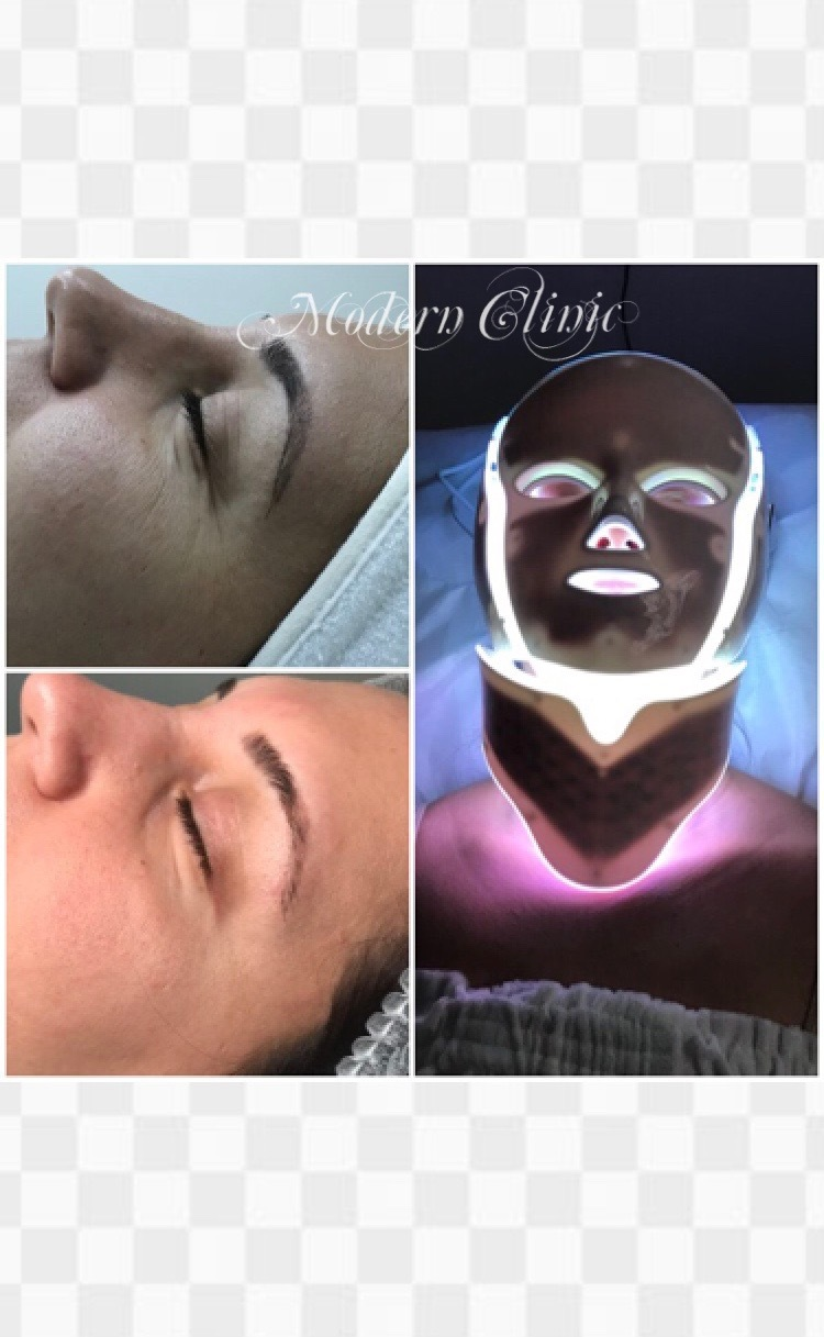 LED Light Facial