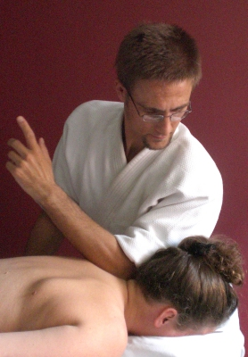 Marek Kozlowski massage