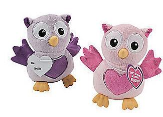Stuffed Owls