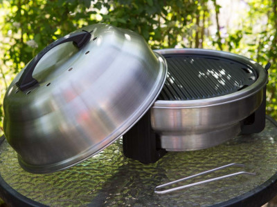 Cooking with a Safire Roaster