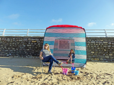 10 Uses for an OLPRO Beach Hut