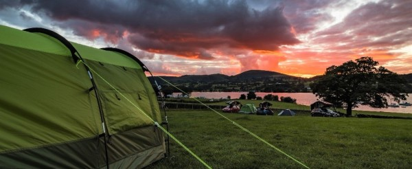 Staycation or Vacation? The rise in UK Camping.
