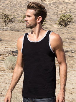 5307 Adult Soft Touch Tank Top