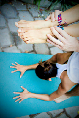 Vinyasa Yoga Course India