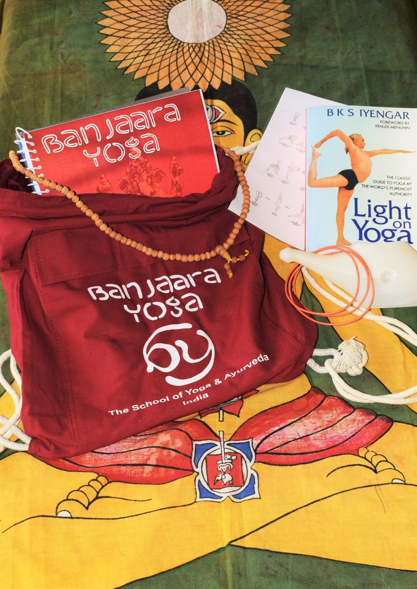 Yoga Teacher Training Material