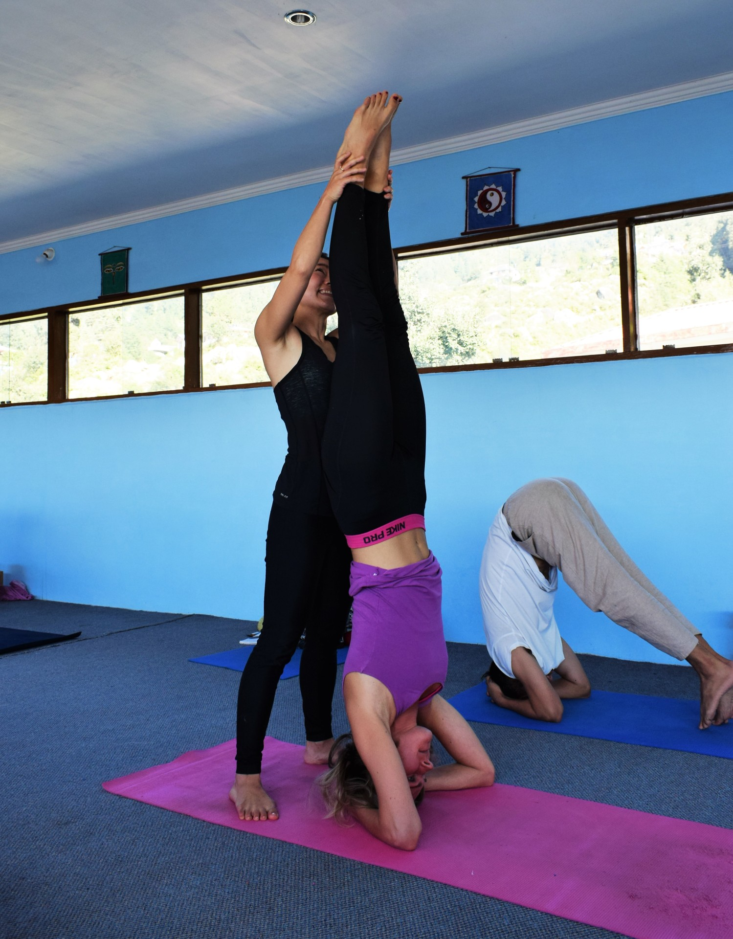 Yoga Internships and Scholarships in India
