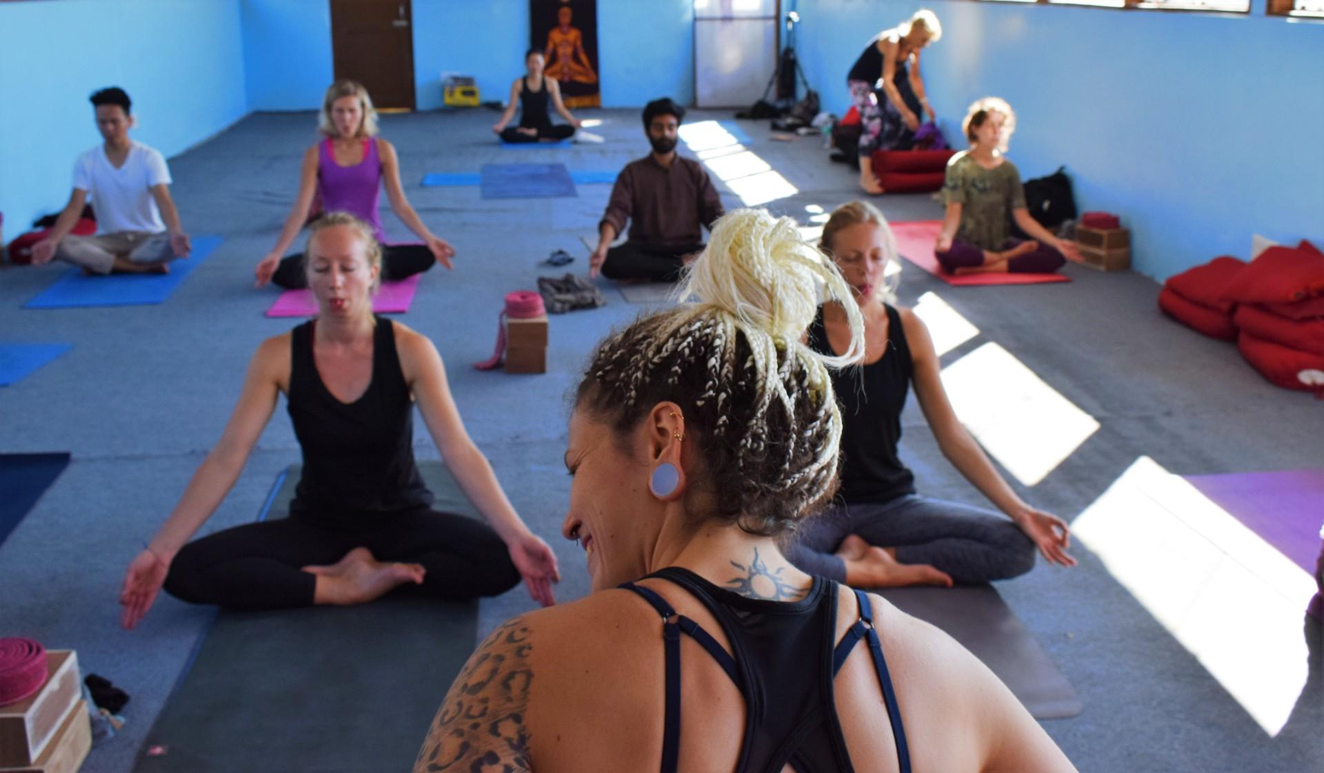Yoga Teacher Training in Dharamsala Practicum