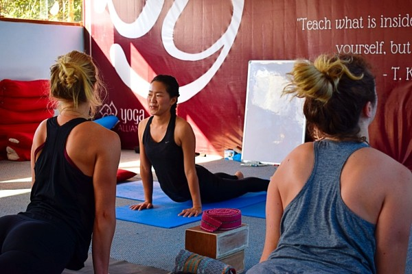 Chakra Vinyasa Yoga TTC
